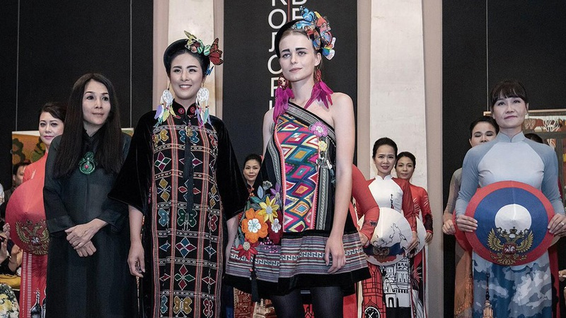 """""""Áo dài - Di sản văn hóa Việt Nam"""""""