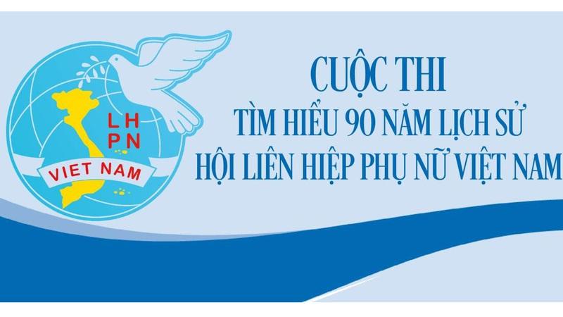 Video hướng dẫn đăng ký tài khoản dự thi tìm hiểu 90 năm lịch sử Hội LHPN Việt Nam